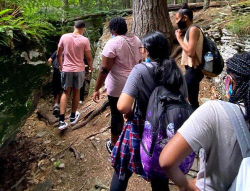 Summer hikes were a breath of fresh air